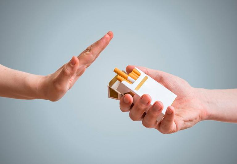 Taller apoyo para dejar de fumar