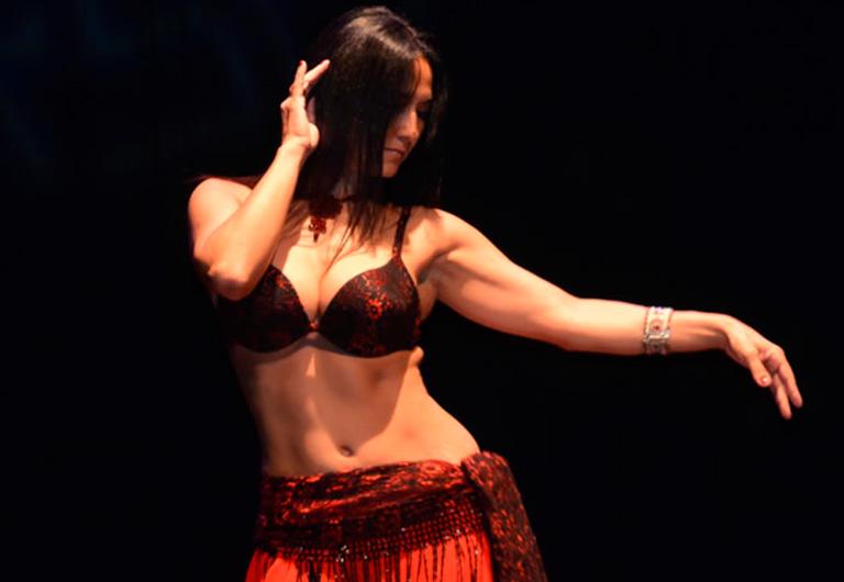 Danza Árabe Básico