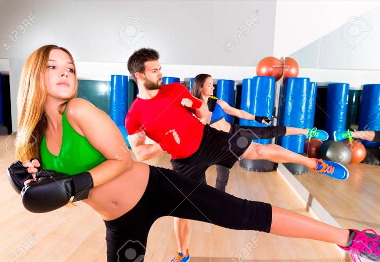 Cardio Kick Combat (Aerobox)