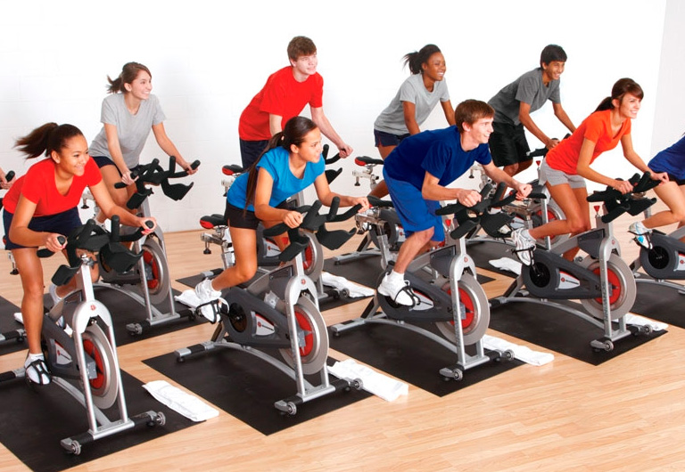 Indoor Cycling (Spinning)