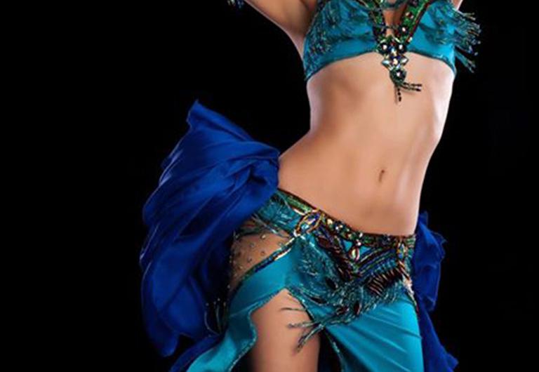 Danza Árabe Intermedio